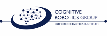 Cognitive Robotics Group oval logo.